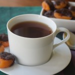 Healthier Chocolate Dessert: Chocolate-Dipped Apricots