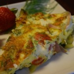 Smoked Salmon Frittata: Perfect for Mother's Day