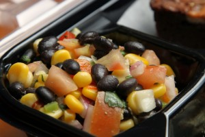 Bean and Corn Salad as Top Foods for Diabetes and the Heart