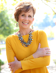 Jill Weisenberger, MS, RDN, CDE, CHWC, FAND, Nutrition, Culinary & Diabetes Expert, Wellcoach®-certified health and wellness coach, Freelance Writer, Registered Dietitian and Certified Diabetes Educator