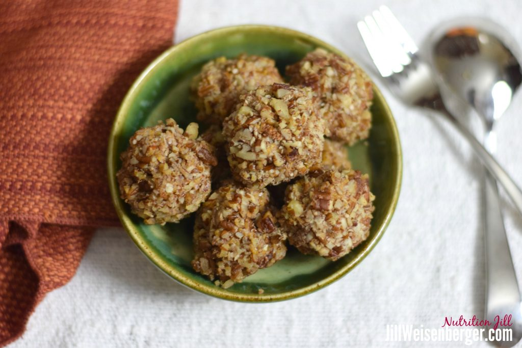 Healthy Sweet Potato Balls