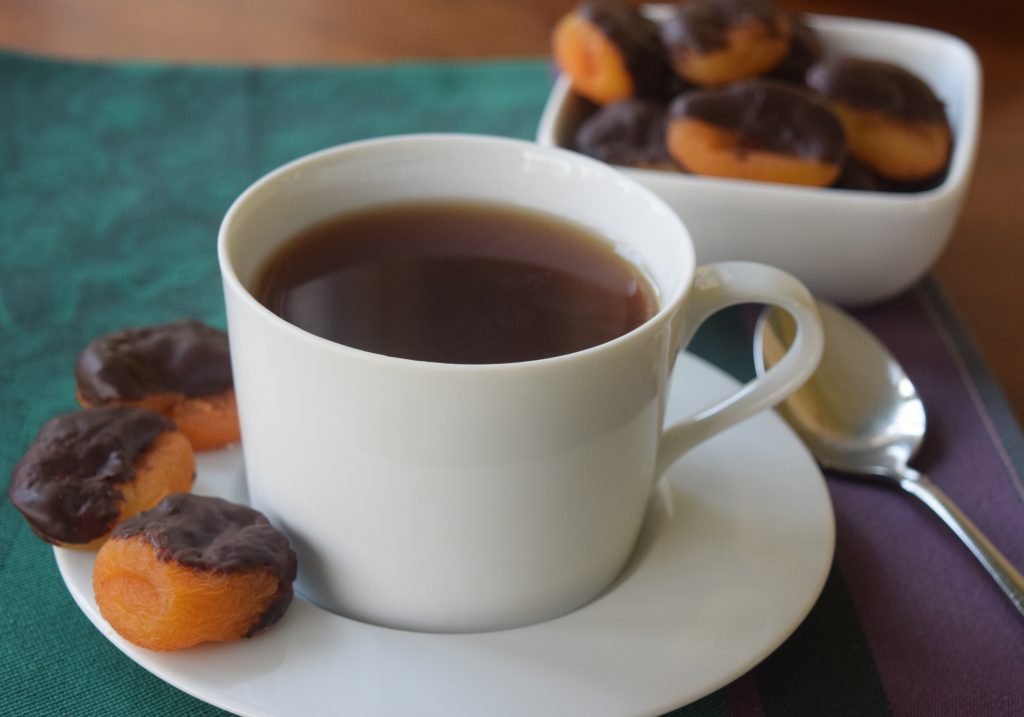healthier chocolate recipe
