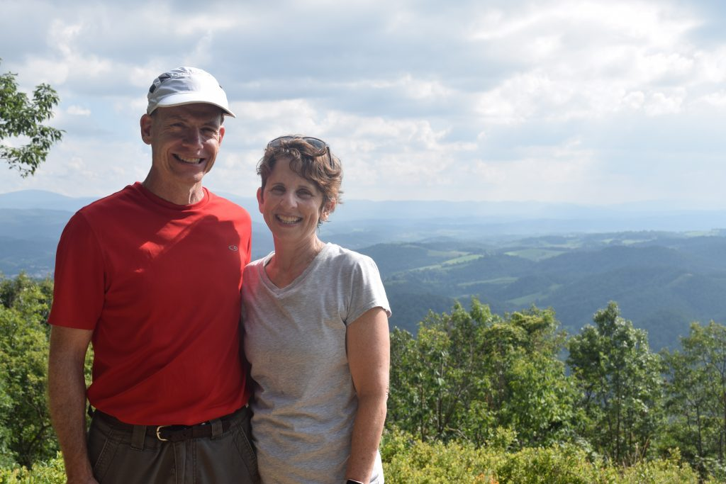 Molly's Vista, Hungry Mother State Park
