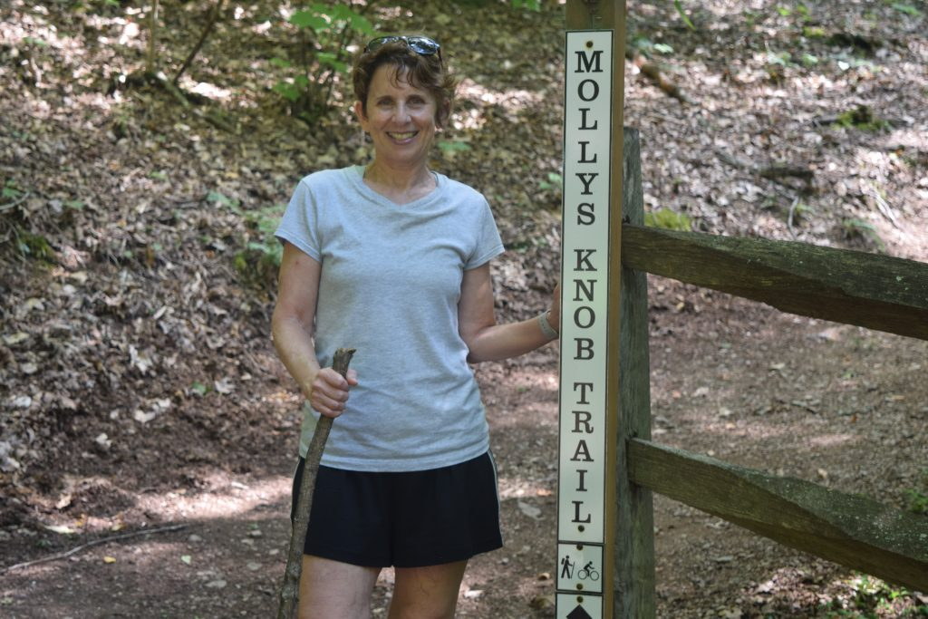Exercise and Diabetes hiking