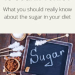 Sugar is Toxic with Text Overlay