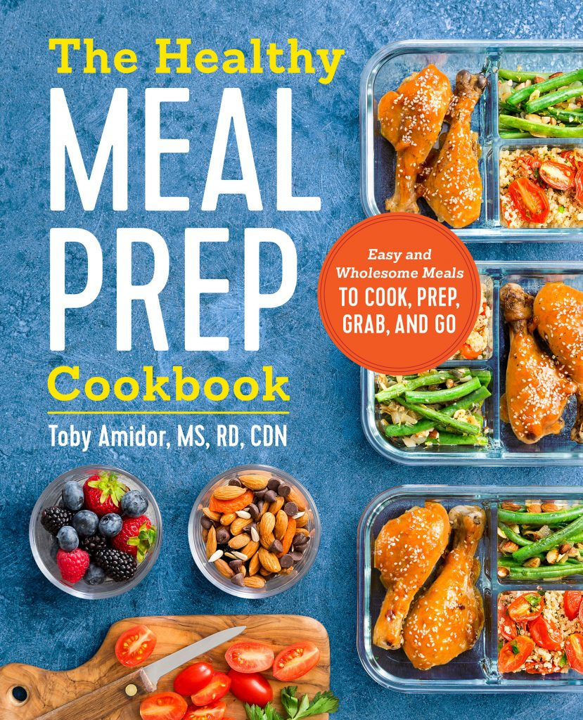 Healthy Meal Prep Cookbook