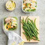 Healthy Meal Prep tuna Salad