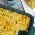 Healthy Comfort Food: Hashbrown Casserole with Veggies