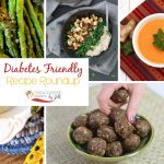 Diabetes Recipes: A Round Up to Boost Your Health with Fruits and Vegetables