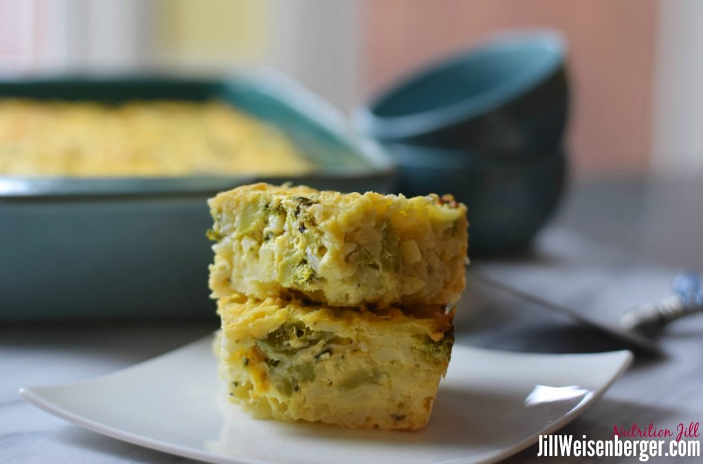 Healthy hashbrown casserole, healthy comfort food