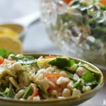 Bean and Barley Salad Recipe: Healthy and Diabetes-Friendly