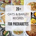 2 Surprising Foods for Prediabetes and 20+ Prediabetes Diet Recipes