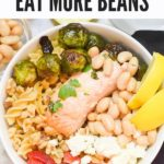 Eat More Beans with Text