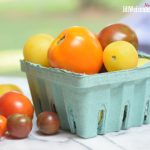fresh tomatoes are natually low in sodium