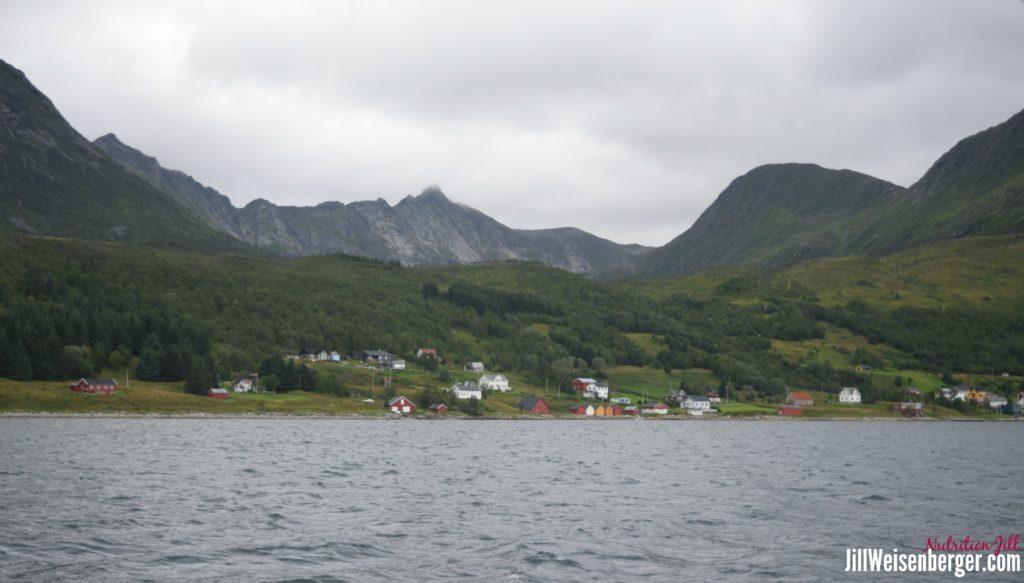scene from a Norwegian fishing boat