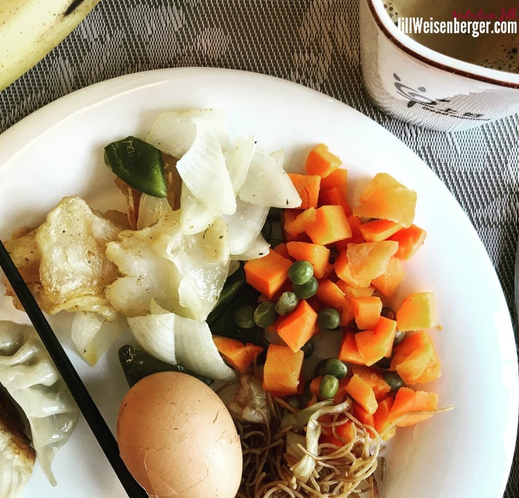 Healthy Breakfast in China