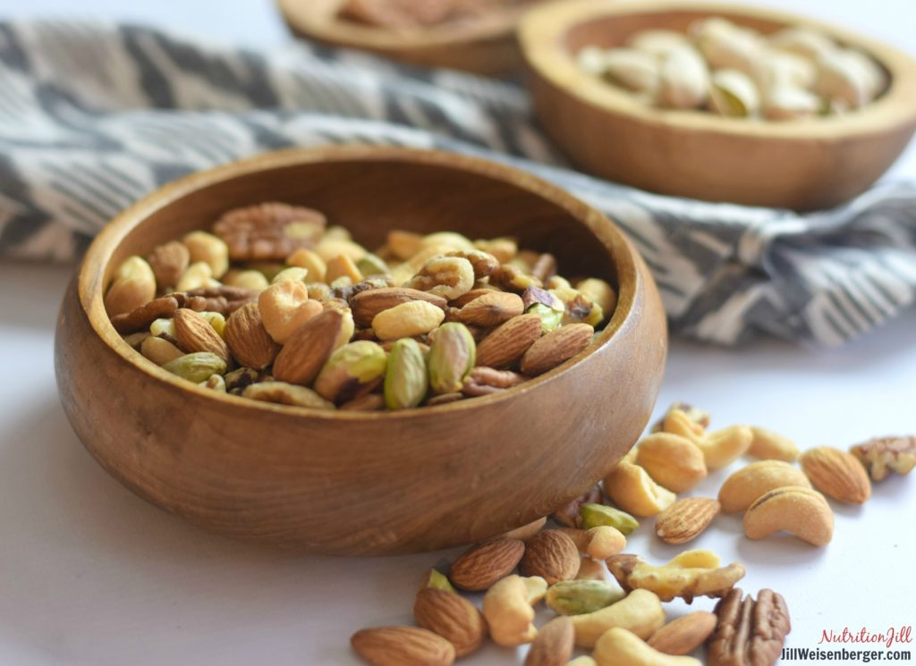 a bowl of the best nuts