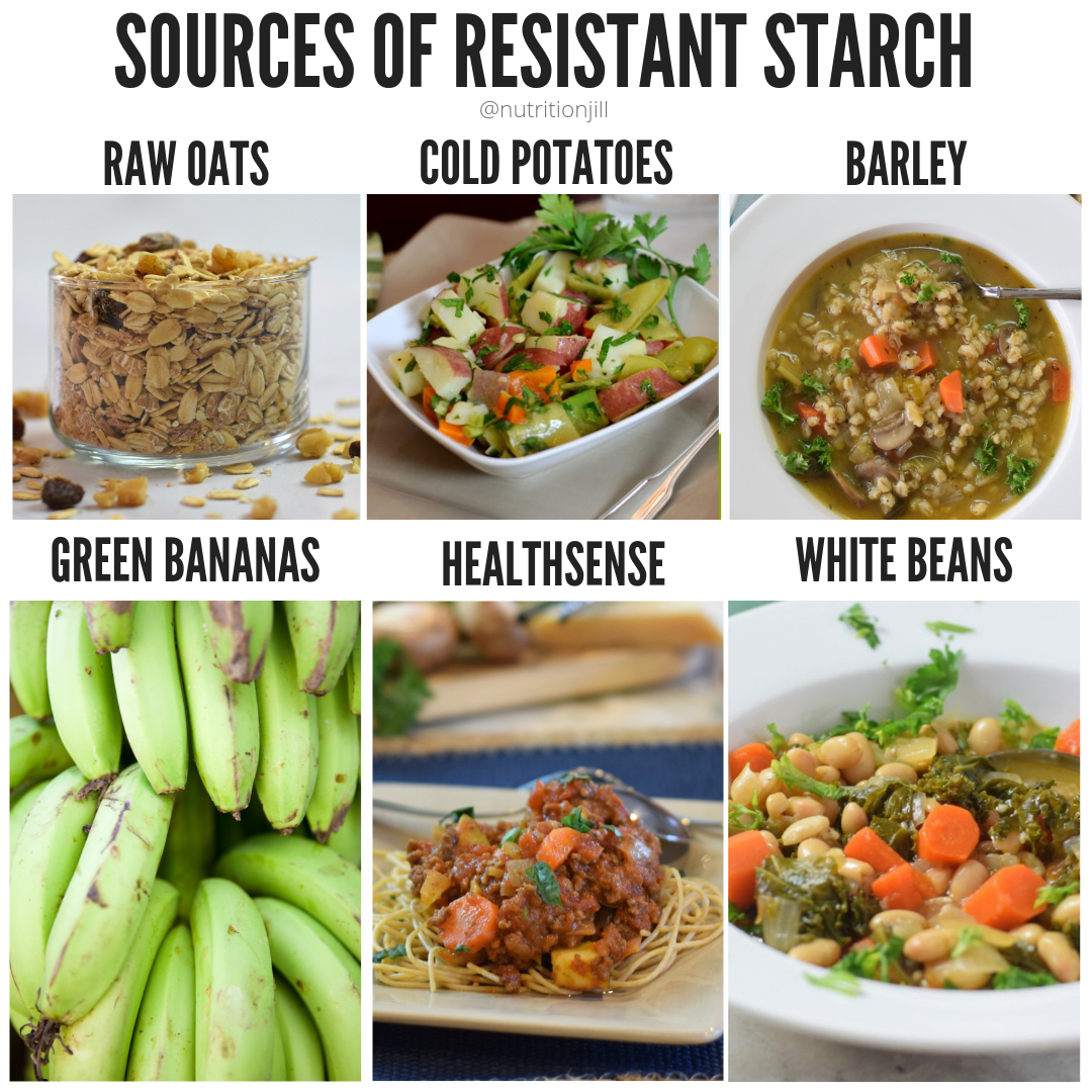 6 foods with resistant starch