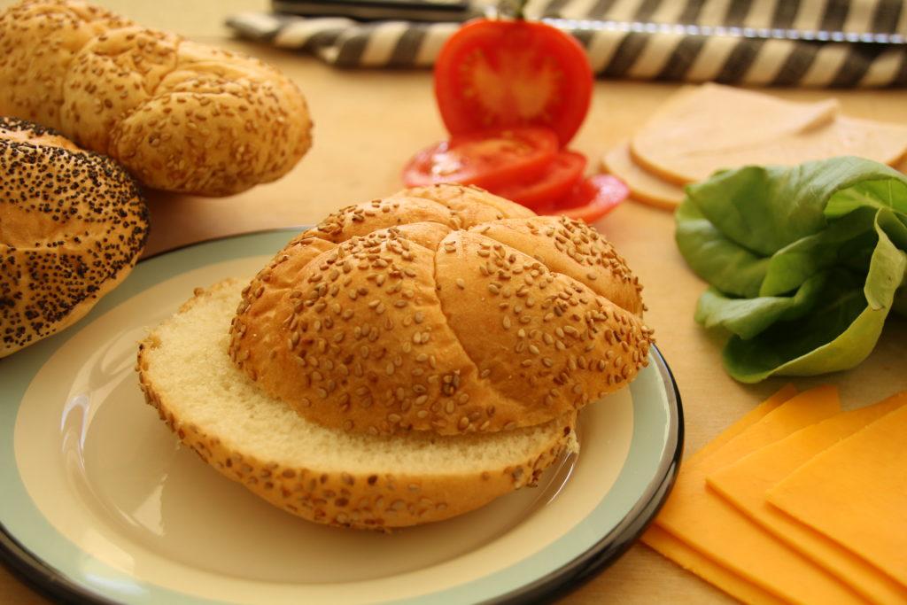 HealthSense high fiber bread