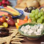 Mediterranean Diet dinner