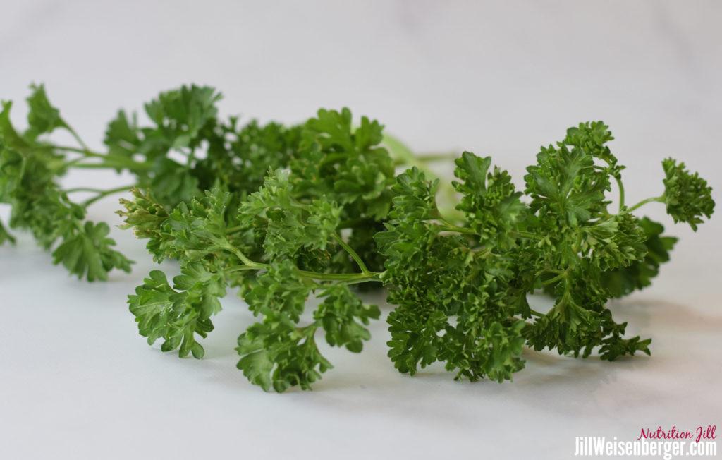 herbs on a Mediterranean diet