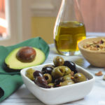good fats for diabetes on counter
